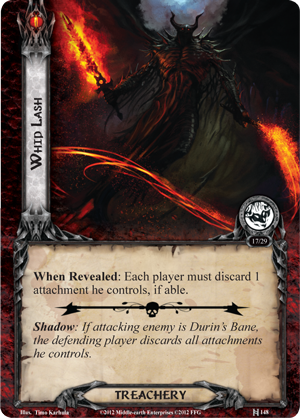 Shadow and Flame Adventure Pack English Lord of the Rings LCG