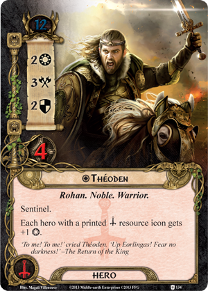 [Forth, Eorlingas !] Théodred-Eowyn-Dunhere Theoden