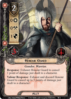 [Ourson mania] Beorn - Glorfindel II - Eowyn Honour-guard
