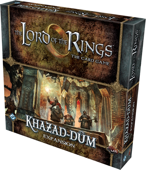 Image result for lotr lcg khazad dum""