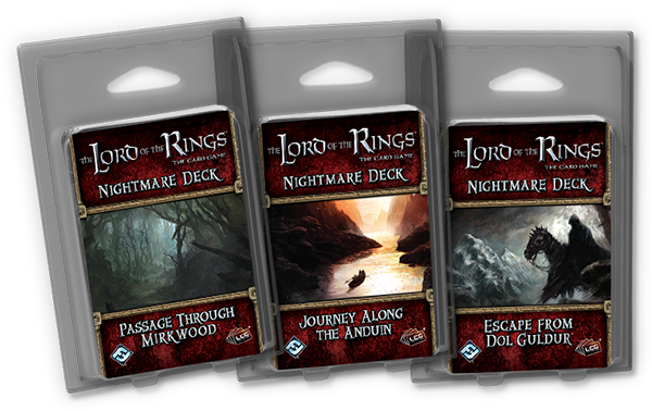 Image result for lotr lcg shadows of mirkwood cycle nightmare""