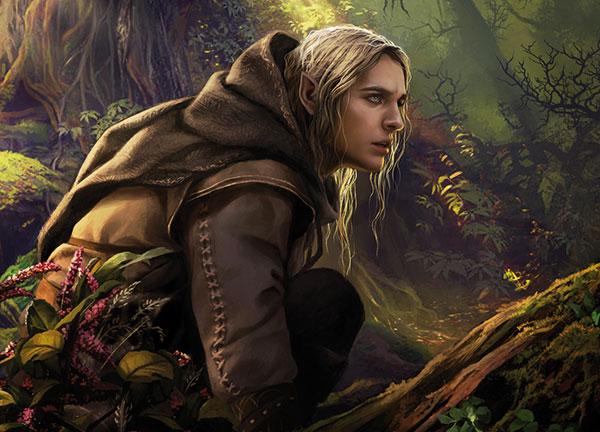 Greetings In Silvan Lord Of The Rings