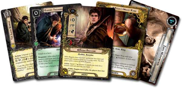 Image result for lord of the rings lcg