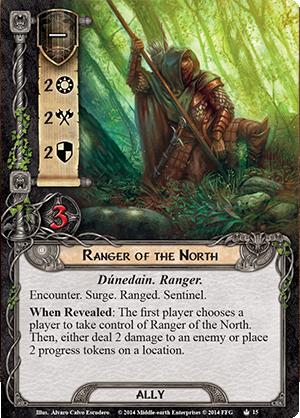 [Discussion] Deck Mono-Gandalf Ranger-of-the-north