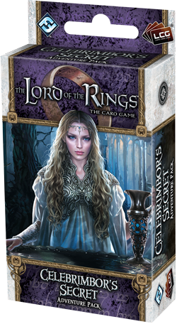 Image result for lotr lcg celebrimbor's secret""