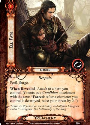 Le baroud d'honneur de Boromir Ill-fate