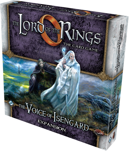 Image result for lord voice isengard lcg