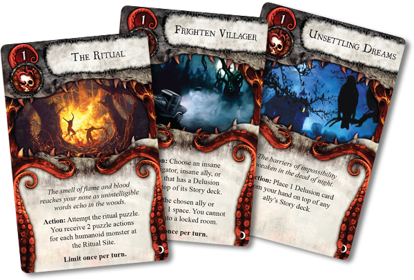 Fantasy Flight Games [Mansions of Madness: Call of the ...