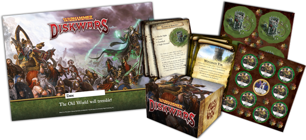 warhammer conquest how to unexhaust a support card