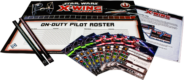 x wing how to play