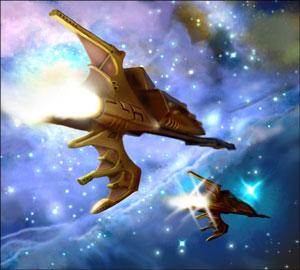 [GALERIE] Artworks Eldar-ships-sm