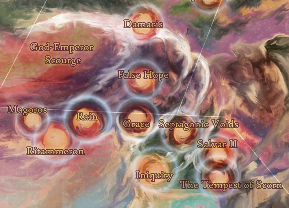 The Cartography of Chaos - Fantasy Flight Games on