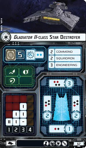 Destructor Estela clase Gladiador-II Gladiator-ii