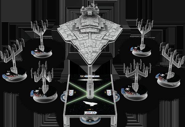 Star Wars: - Armada Fantasy Flight Games