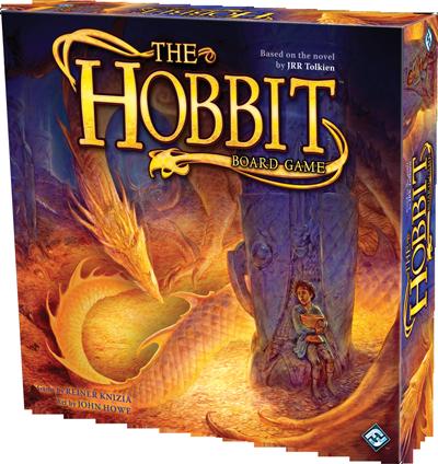 Fantasy Flight Games [The Hobbit - Description] - Leading ...