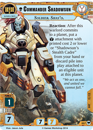 Preview Tau CoreSet Commander-shadowsun