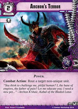 Dark Eldar preview - Torture and Fear - Warhammer 40,000