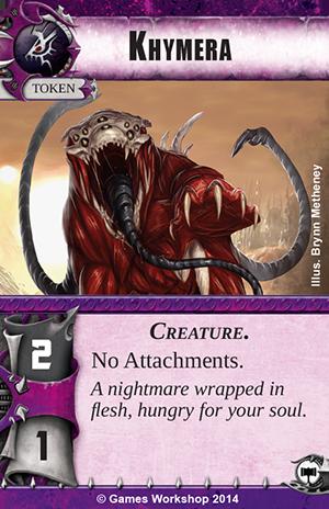 [Cycle Warlord] Zogwort's Curse - 4ième WarPack Khymera-token