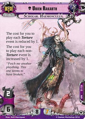 New from Fantasy Flight Games - Descendants of Isha Urien-rakarth