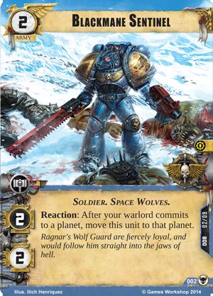 [Cycle Warlord]  The Howl of Blackbane - 1er WarPack - Page 2 Blackmane-sentinel