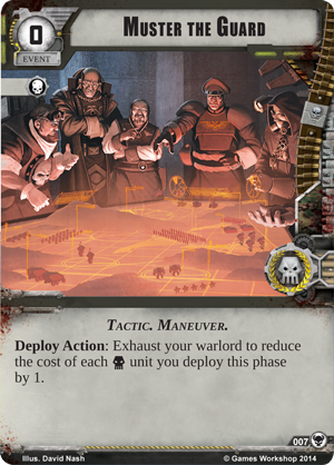 [Cycle Warlord]  The Howl of Blackbane - 1er WarPack - Page 2 Muster-the-guard