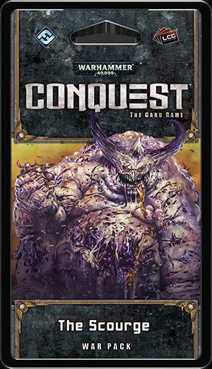 [Cycle Warlord] The Scourge - 2e WarPack WHK03-box