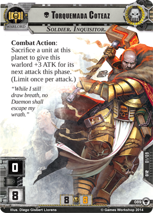 [Cycle Warlord] The Threat Beyond  - 5ème WarPack Torquemada-coteaz