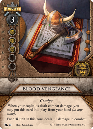 Warhammer Invasion: Blood Vengeance