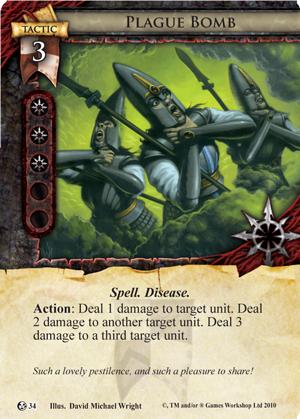 Gaze upon the light fantasy flight games for Portent warhammer