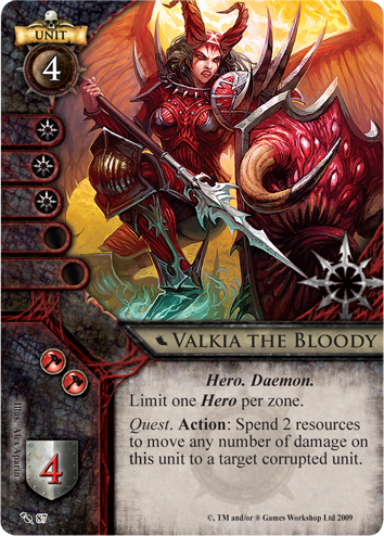 Valkia the Bloody