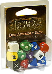 Dice Accessory Pack
