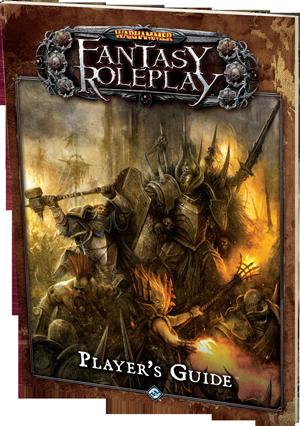 Guide du Joueur du Jeu de Rôle de Warhammer Fantasy