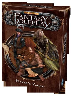 Warhammer Fantasy Jeu de Ròle