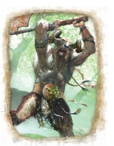 Warhammer Beastman (Wargor)