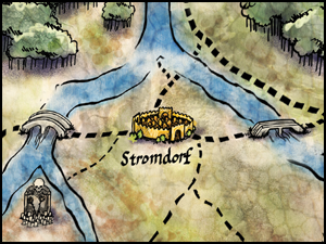 Stromdorf And Its Environs