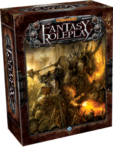 Warhammer Fantasy Roleplay - Fantasy Flight Games