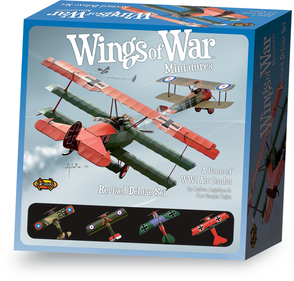 Wings of War WWI