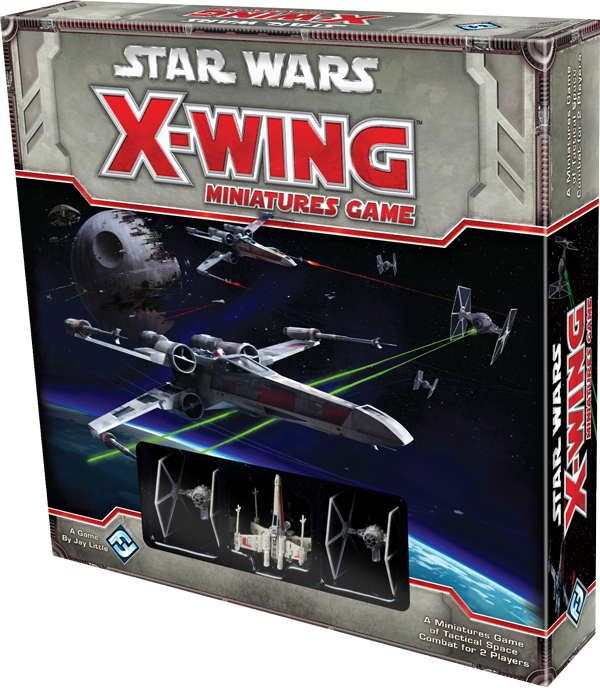 Star Wars: X-Wing Miniatures Core 2 Player Starter Set