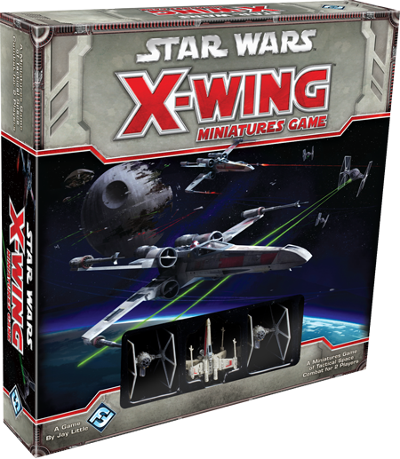 Starfighters, Droids, Rookies, and Legends - Fantasy Flight