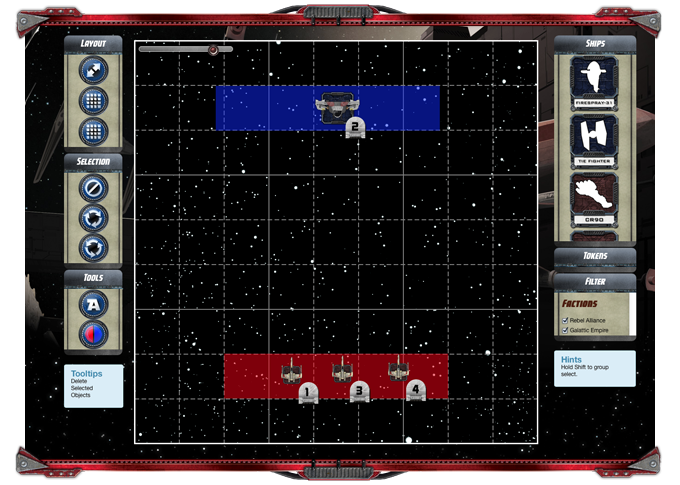 Mission control game
