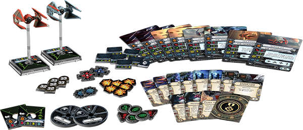Imperial Aces Expansion Pack for X-Wing SWX21-productshot