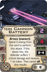 [Epic] IMPERIAL RAIDER  - NEWS !!! ONLY !!! Ion-cannon-battery
