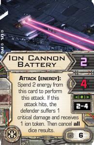 [X-Wing]Deutsche Aufrüstungskarten Übersicht Ion-cannon-battery