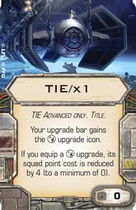 [X-Wing]Deutsche Aufrüstungskarten Übersicht Tiex1