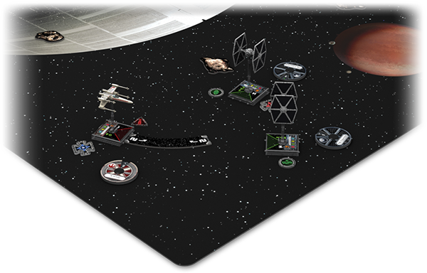 Playmats For Your Space Battles Now Available From Ffg