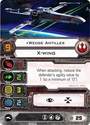 asteroid x wing placement - photo #33