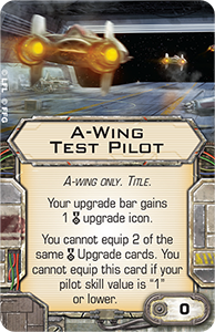 REBEL ACES - NEWS -  !!!  ONLY !!! A-wing-test-pilot
