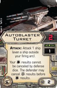 [X-Wing]Deutsche Aufrüstungskarten Übersicht Autoblaster-turret