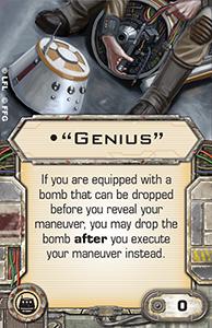 [X-Wing]Deutsche Aufrüstungskarten Übersicht Genius