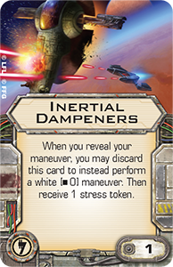 Wave VI - Scum and Villainy - NEWS !!! ONLY !!! Inertial-dampeners